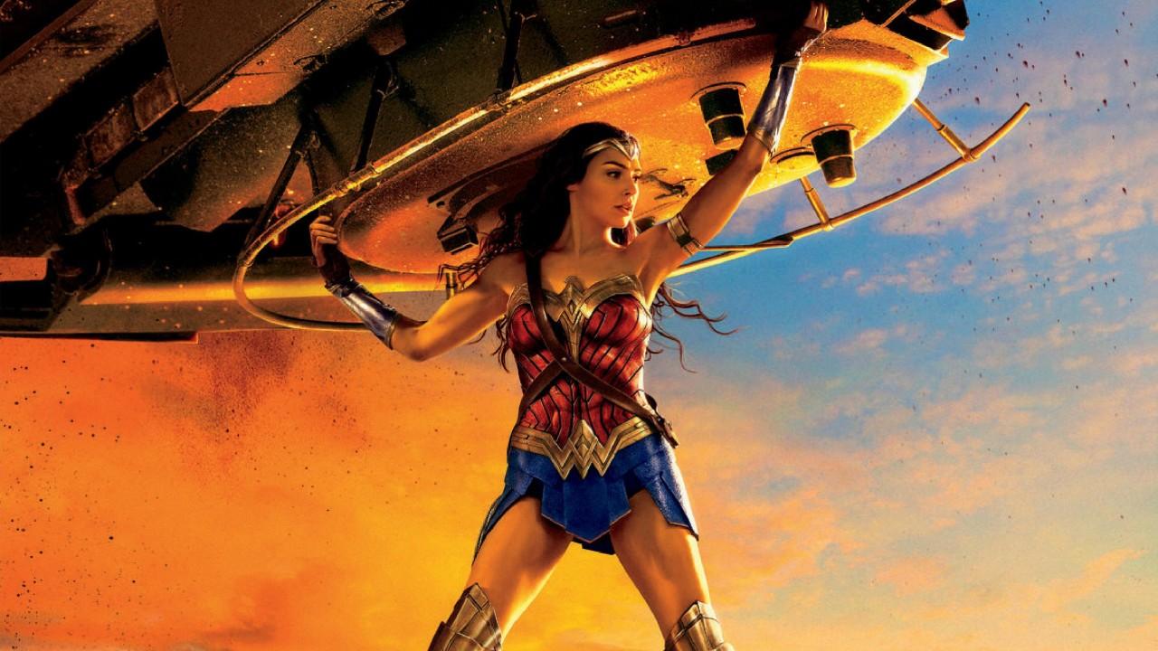4k Wallpaper Cute League Wonder Woman Hd 2017 Wallpapers Hd Wallpapers Id 20439