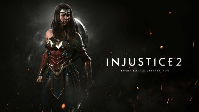 Wonder Woman Injustice 2 Wallpapers | HD Wallpapers | ID #19752