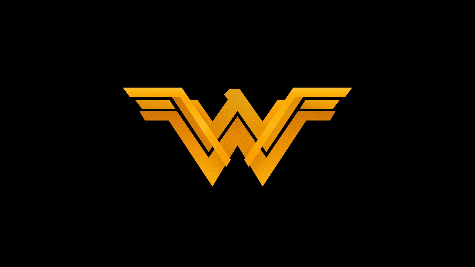 3d A Letter Wallpaper Wonder Woman Logo Wallpapers Hd Wallpapers Id 24302