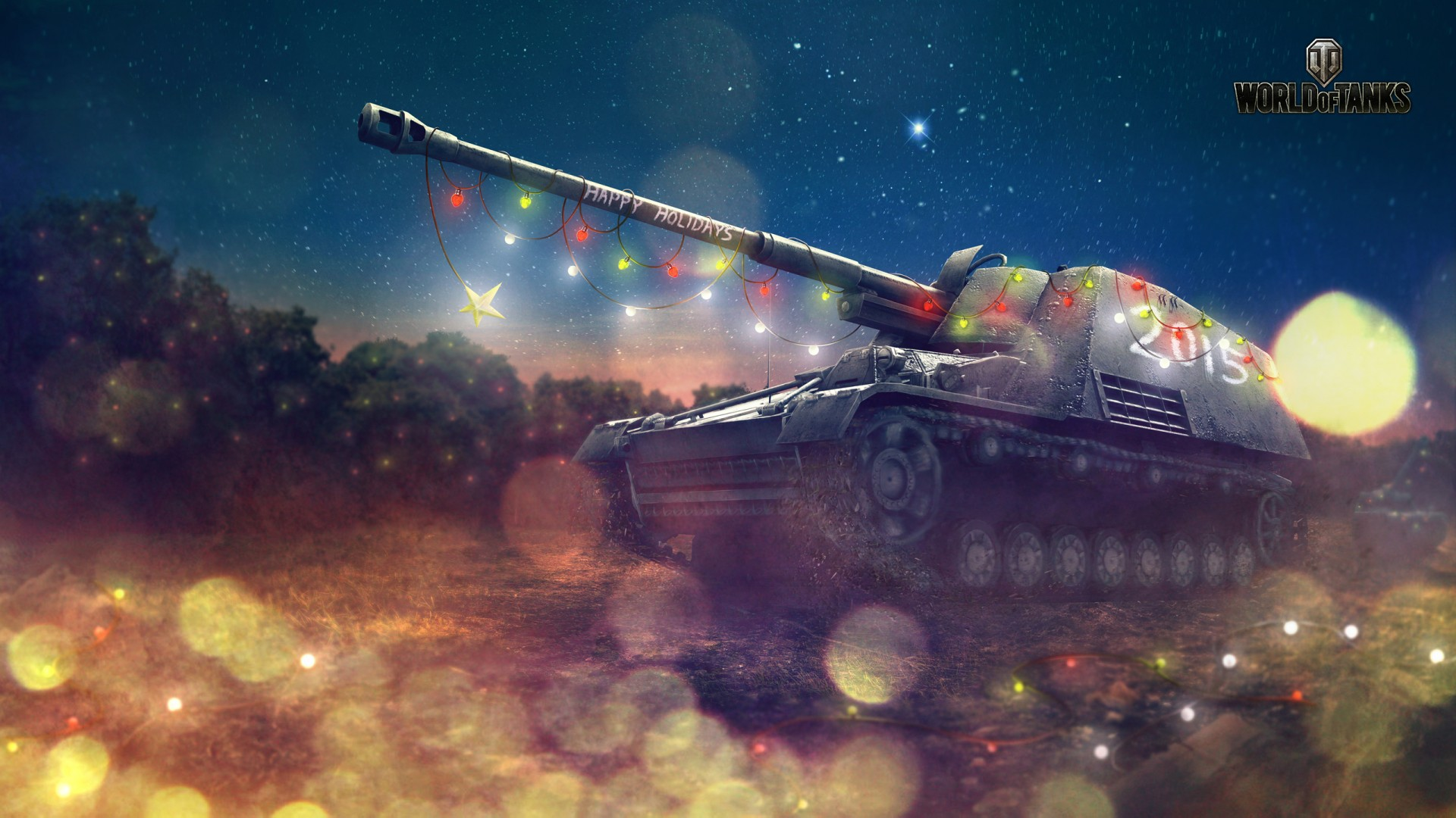 Happy New Year Wallpaper Iphone 6 World Of Tanks Holidays Wallpapers Hd Wallpapers Id 15844