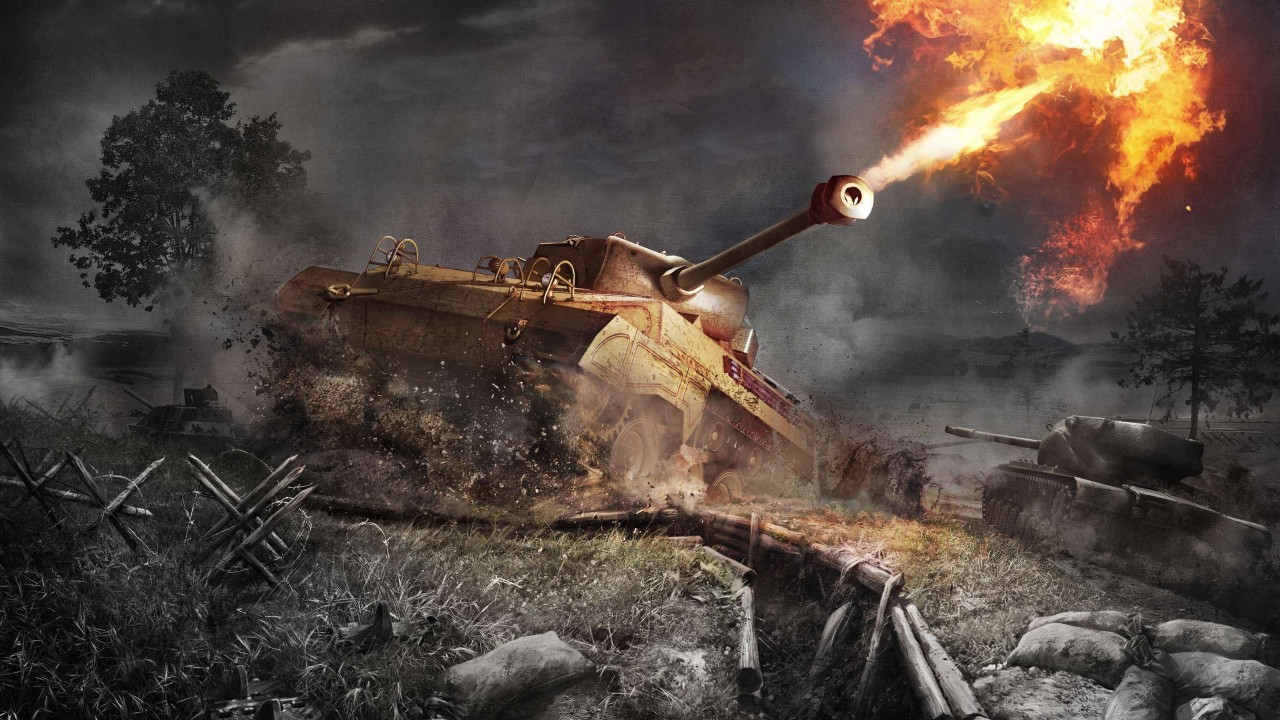Top 10 3d Wallpapers For Desktop World Of Tanks Xbox Edition Wallpapers Hd Wallpapers