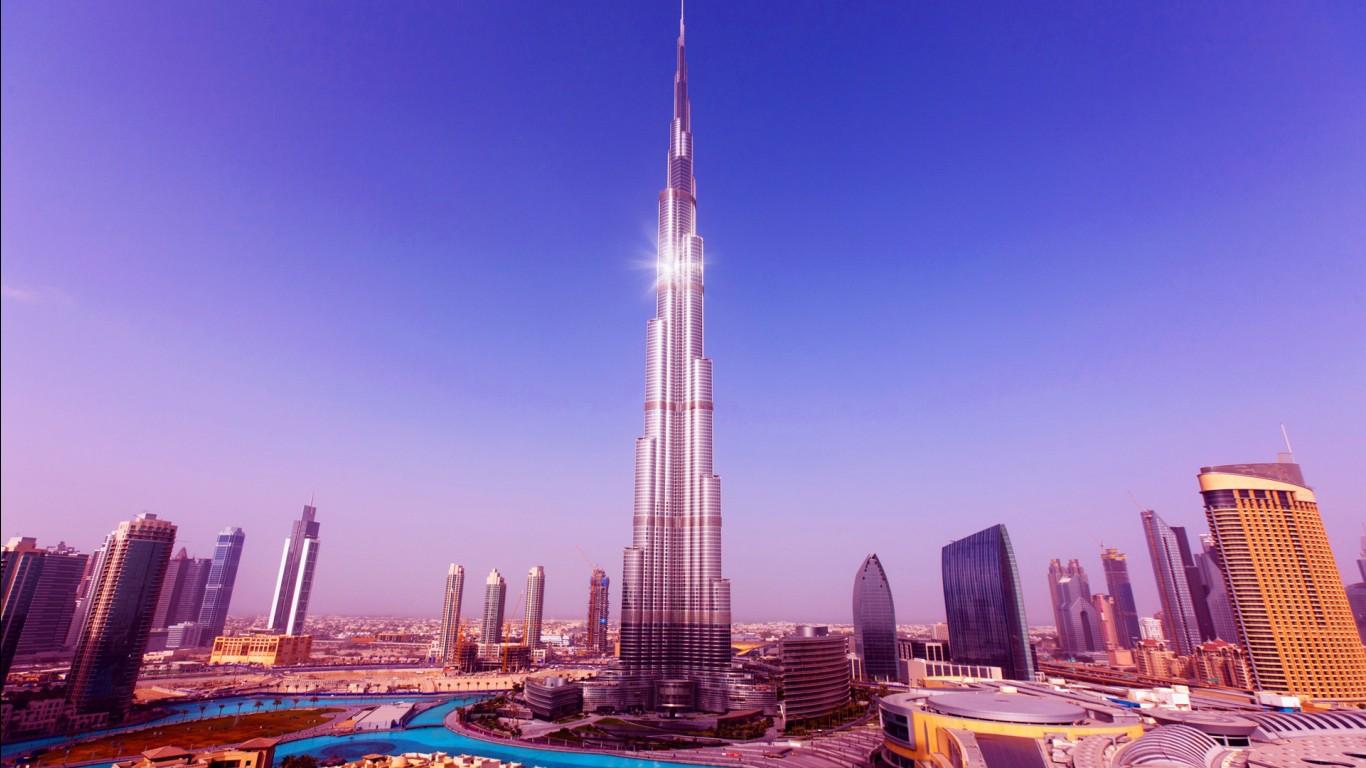 Apple Iphone X Wallpaper Hd World S Tallest Tower Burj Khalifa Wallpapers Hd