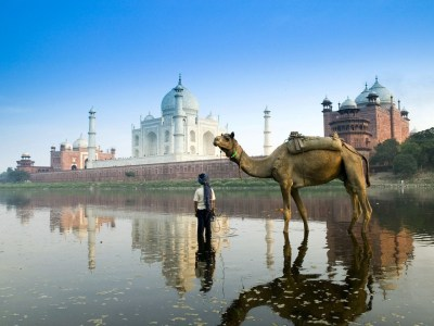Yamuna River Agra India Wallpapers | HD Wallpapers | ID #5870