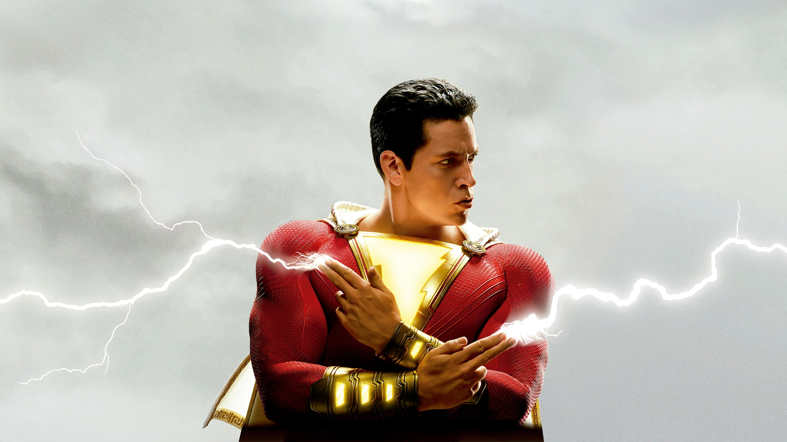 Thor 3d Hd Wallpaper Zachary Levi As Shazam Wallpapers Hd Wallpapers Id 27859