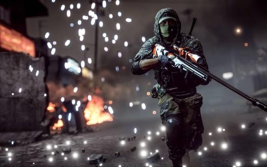 3d Call Of Duty 2 Wallpaper Battlefield 4 Sniper Wallpapers Hd Wallpapers Id 18340
