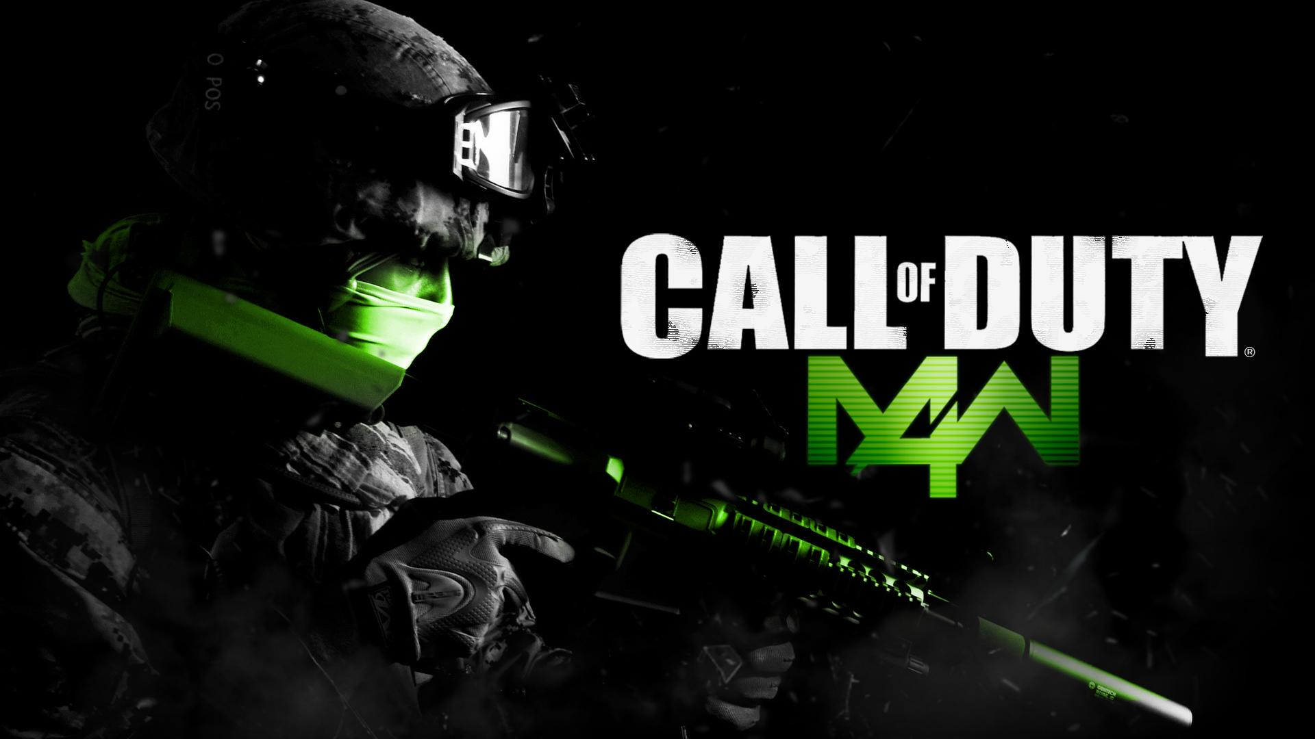 Modern Warfare Wallpaper Hd Call Of Duty Modern Warfare 4 Game Wallpapers Hd