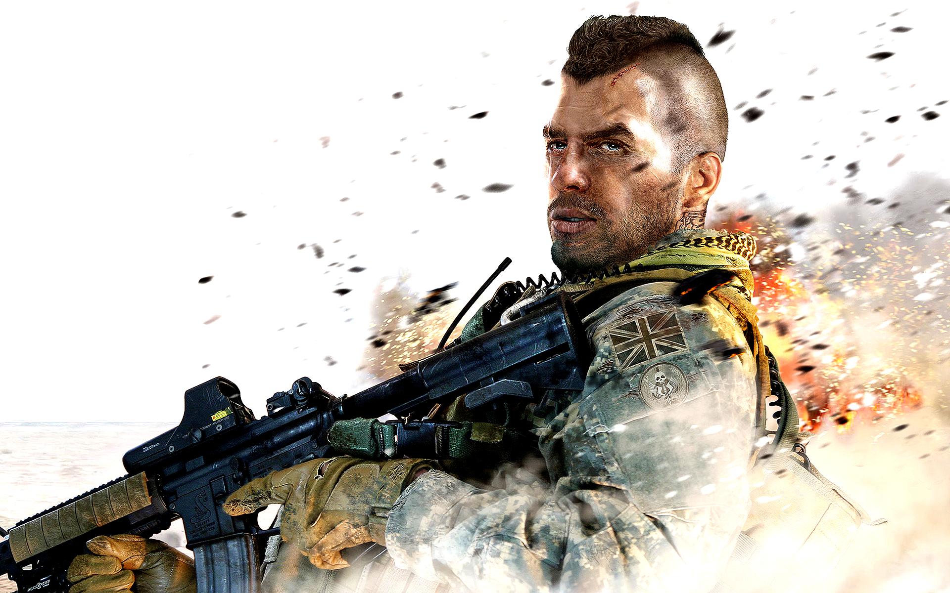 Assassins Creed 2 Hd Wallpapers Cod Modern Warfare 2 Wallpapers Hd Wallpapers Id 7250