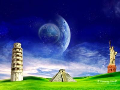 Dreamy Wonders World Wallpapers | HD Wallpapers | ID #3925