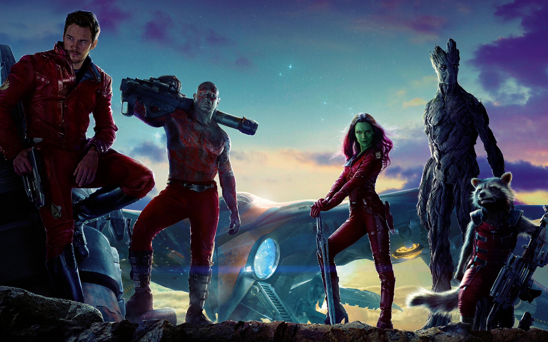 Guardians Of Galaxy Movie