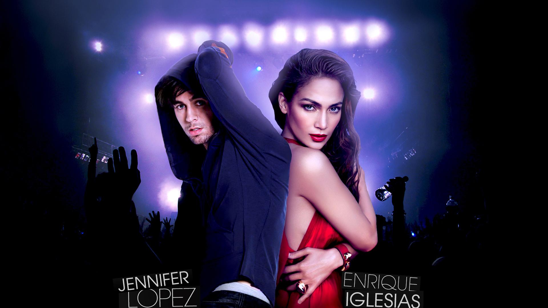 Lion Live Wallpaper Iphone X Jennifer Lopez Enrique Iglesias Tour Wallpapers Hd