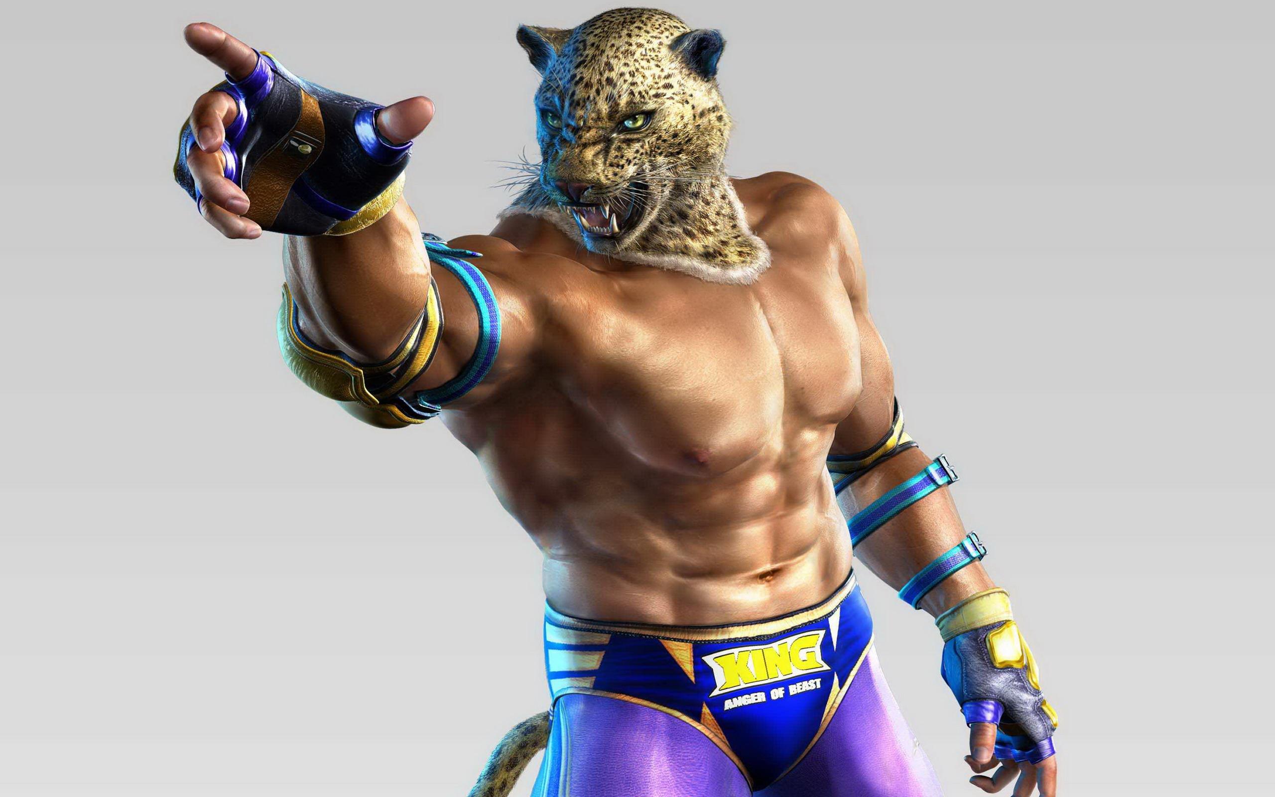 Tekken 6 3d Wallpapers King Tekken Wallpapers Hd Wallpapers Id 9027