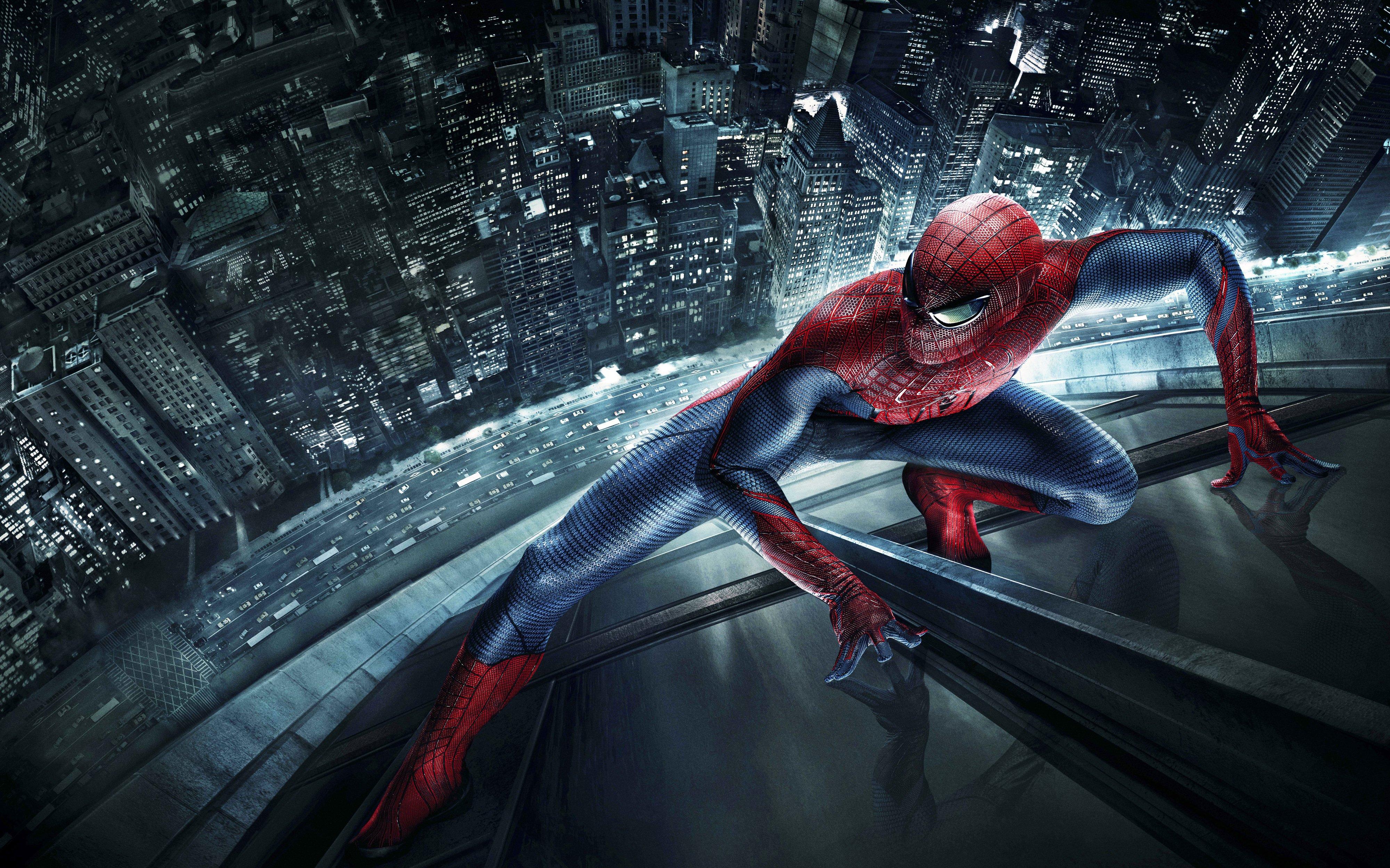 Amazing Spider Man Peter Parker