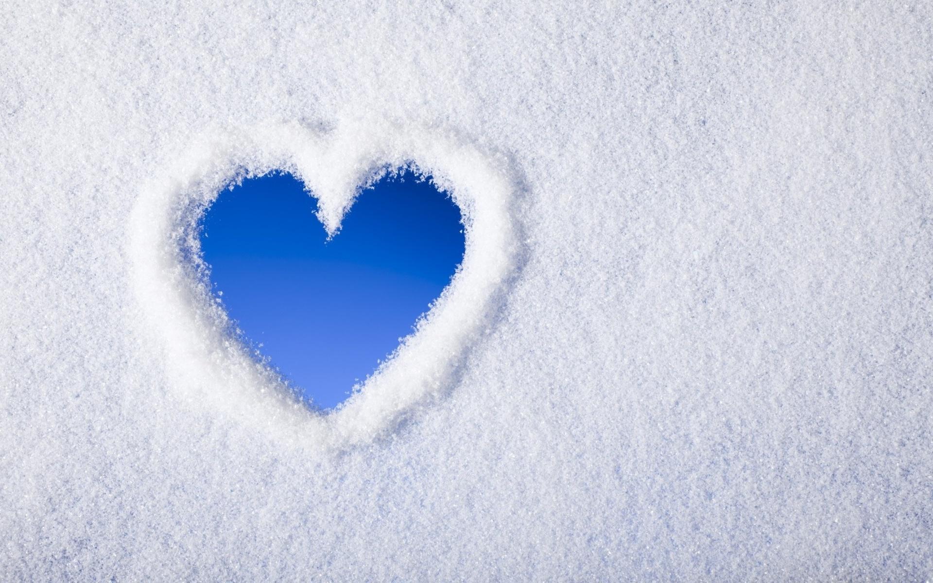 Wallpaper Hd Snow Falling Snow Heart Wallpapers Hd Wallpapers Id 14307