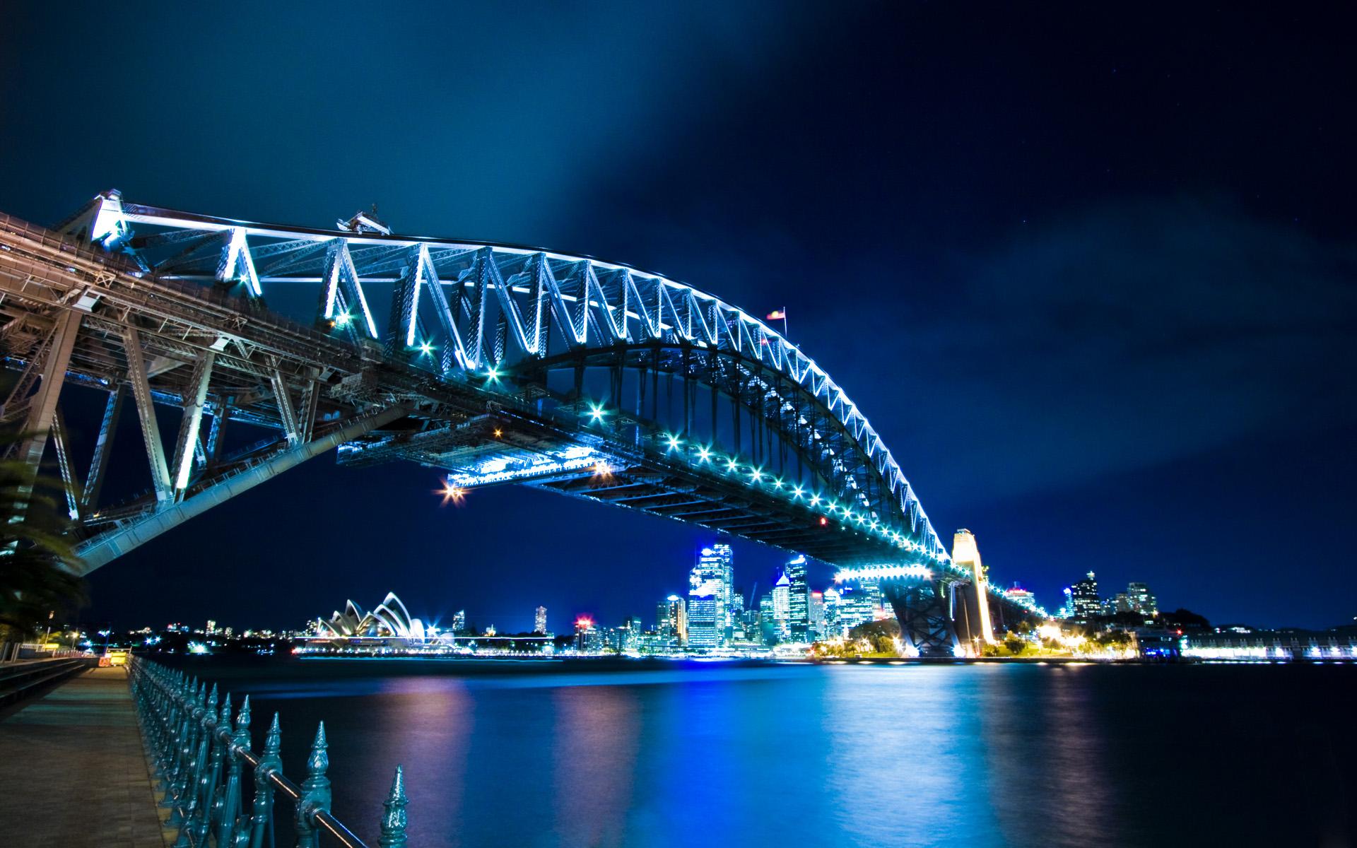 Apple Iphone 5s Wallpaper Hd Download Sydney Harbour Bridge Wallpapers Hd Wallpapers Id 8902