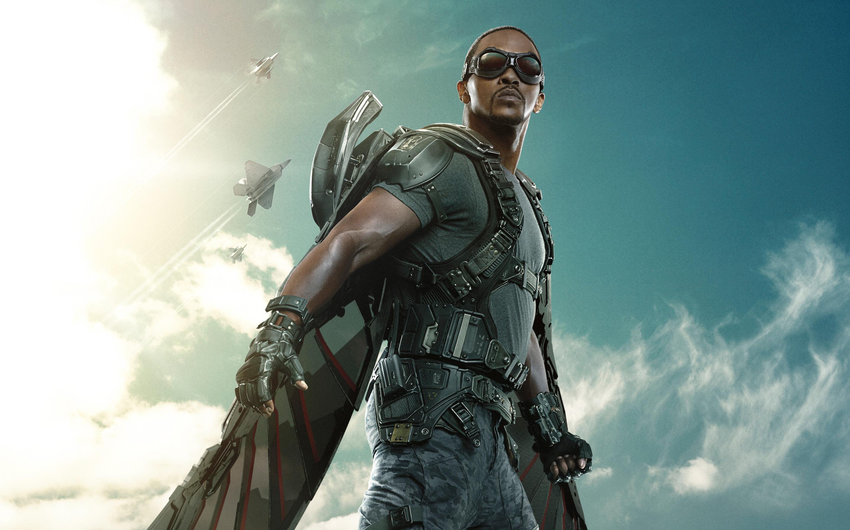 Captain America Winter Sol R Falcon