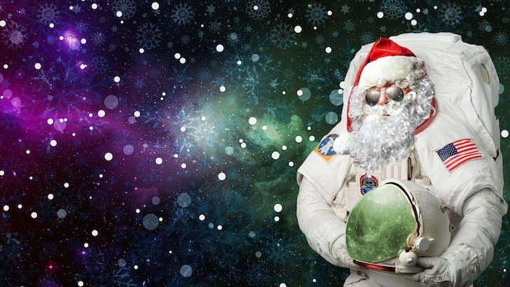 Typography Quotes Wallpaper Astro Santa Wallpaper Funny Hd Wallpapers Hdwallpapers Net