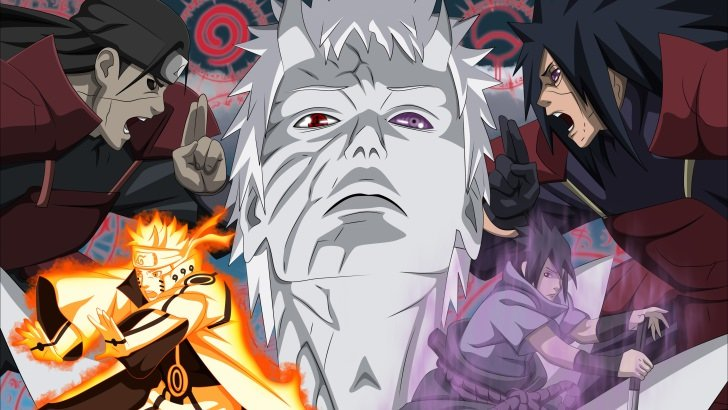 Iphone 7 Plus Hd Wallpapers Reddit Naruto Vs Madara Uchiha Wallpaper Anime Hd Wallpapers