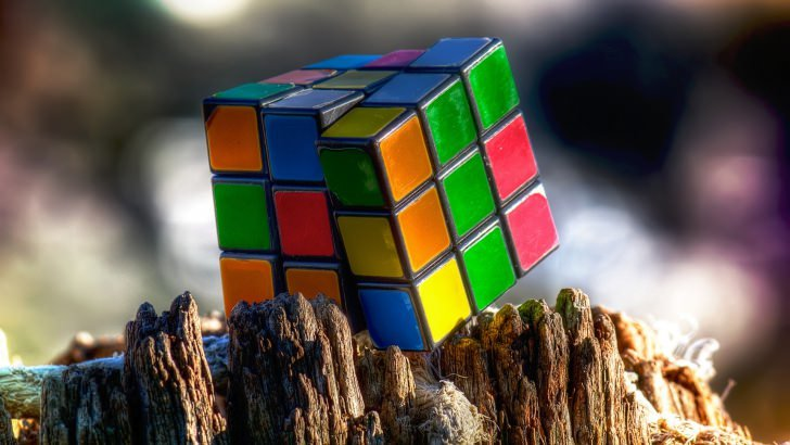 Samsung Galaxy 3d Wallpapers Free Download Rubik S Cube Wallpaper Abstract Hd Wallpapers
