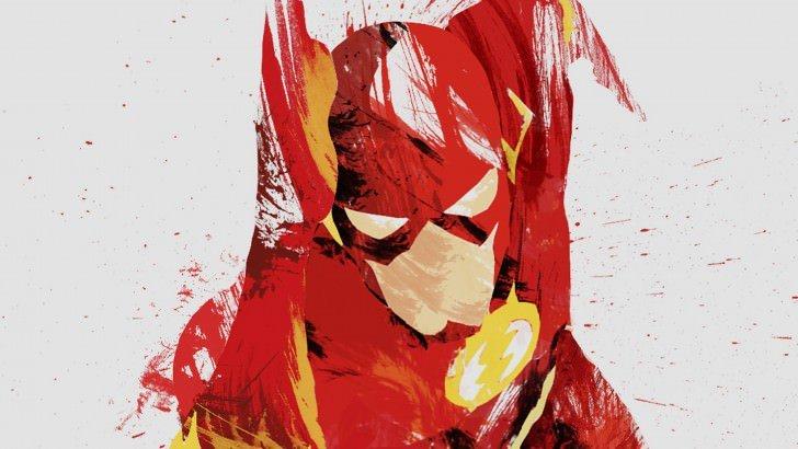 3d Hd Wallpapers For Galaxy S4 The Flash Illustration Wallpaper Digital Art Hd