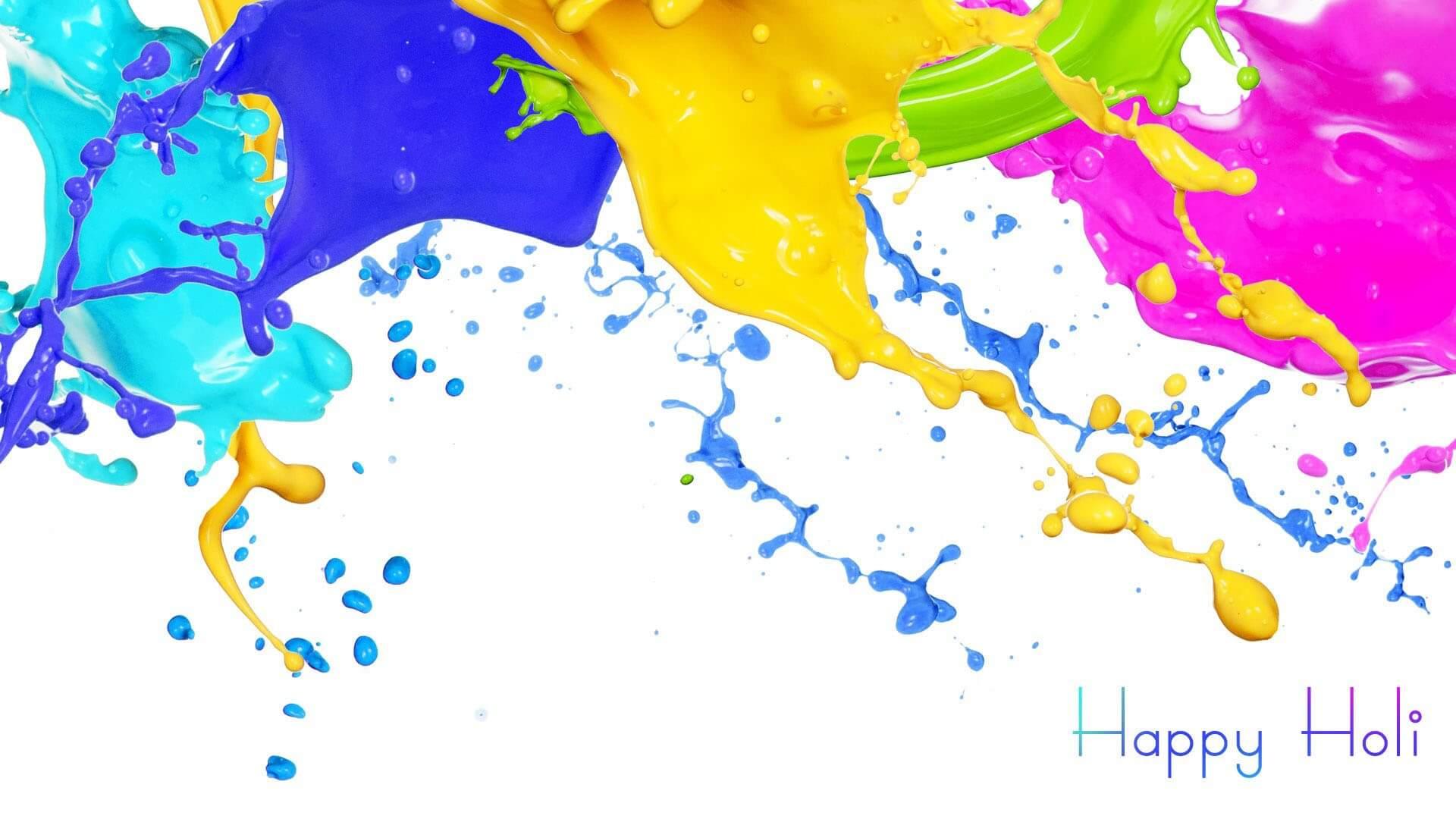 3d Radha Krishna Wallpaper Download Happy Holi 3d Wallpaper Background Hd