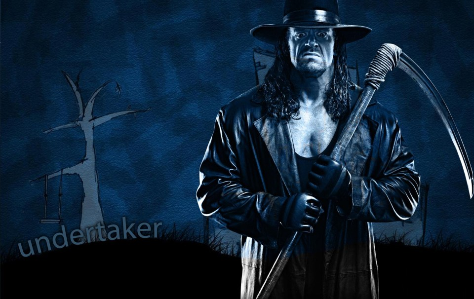 The Undertaker Wwe Hd Free Wallpaper