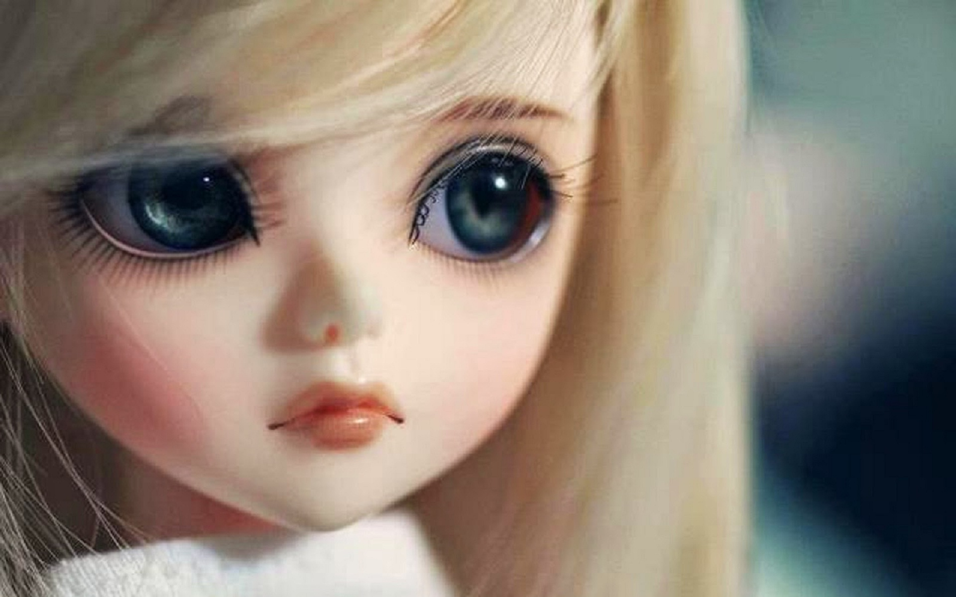 Cute Love Dolls Hd Wallpapers So Sweet And Pretty Doll Face Wallpaper Hd Wallpapers