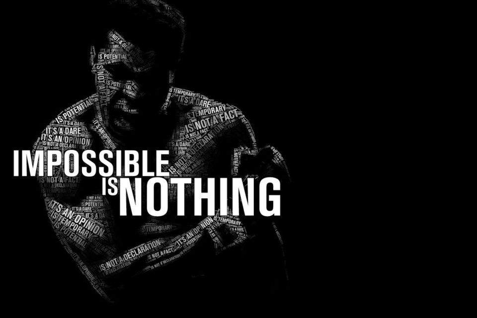 Best Quote Wallpapers For Mobile Hd Impossible Is Nothing Muhammad Ali Wallpaper Quotes Hd