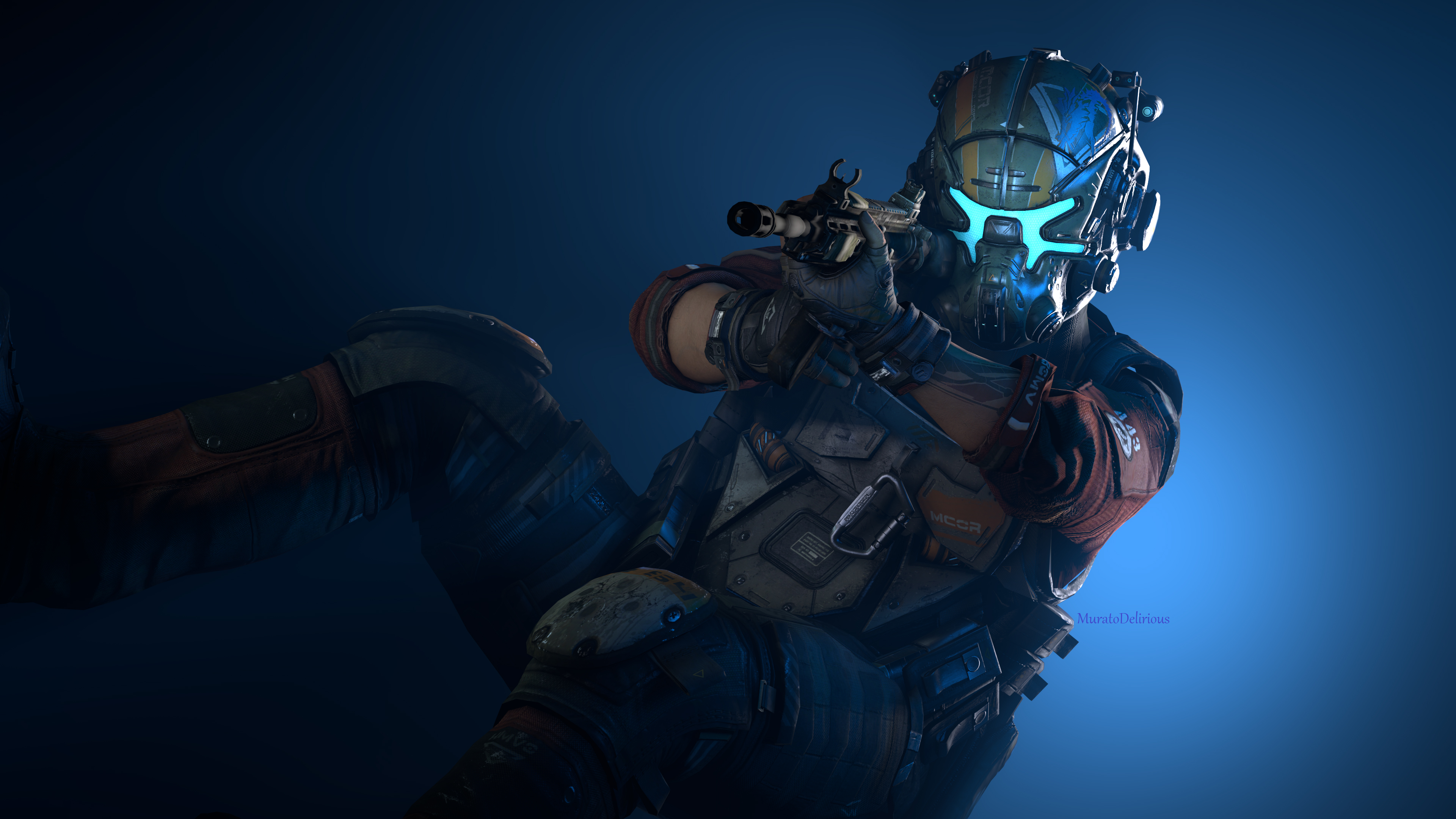 Fall Wallpaper Dual Monitor Jack Cooper Titanfall 2 4k Wallpapers Hd Wallpapers
