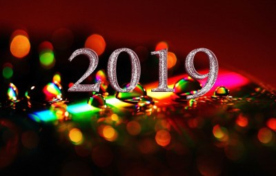 New Year 2019 HD Wallpaper | HD Wallpapers