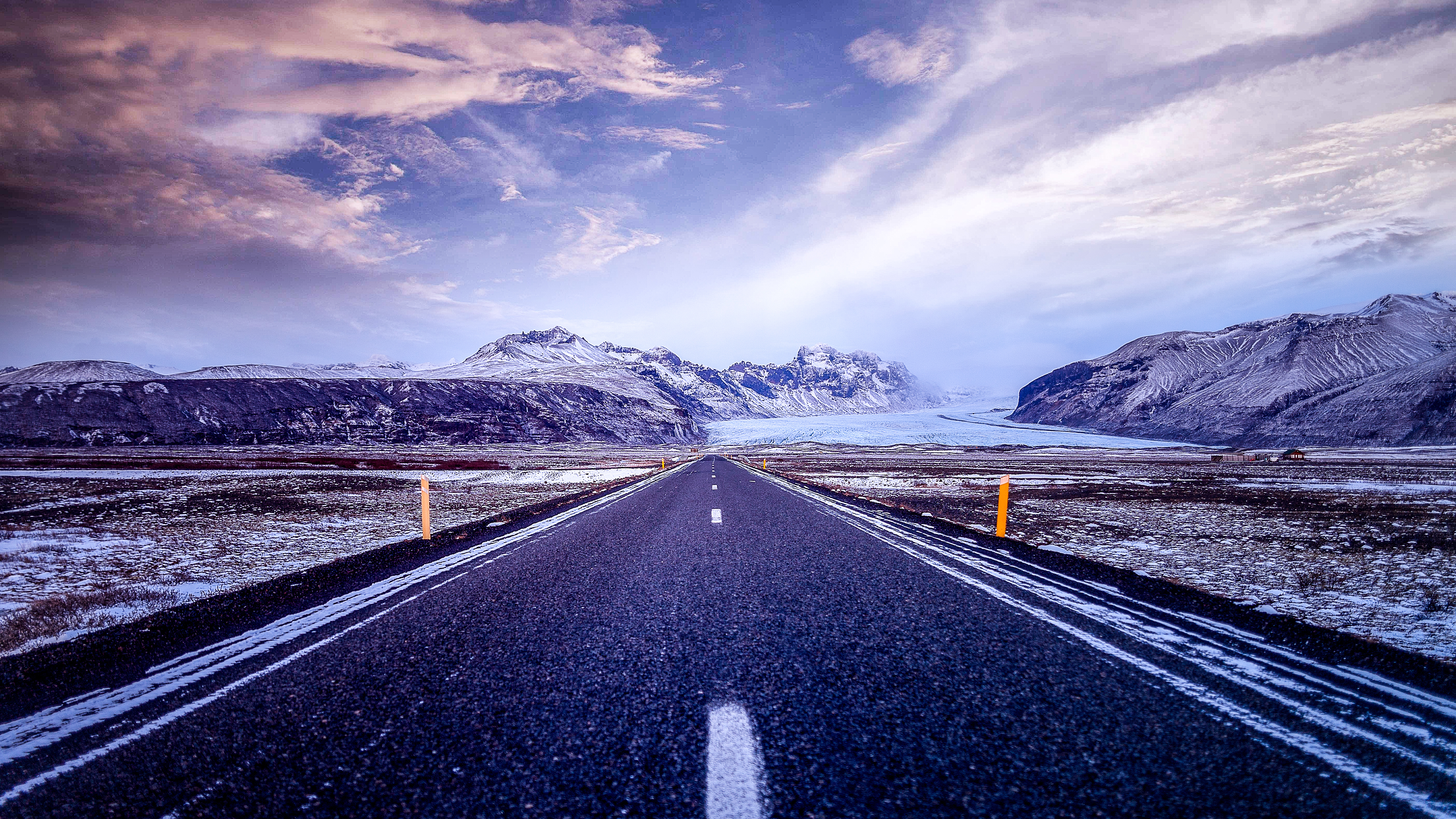 Beautiful Wallpapers For Iphone 6 Plus Road To North 4k Wallpapers Hd Wallpapers