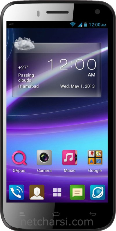 Qmobile A700 | HD Wallpapers Pulse