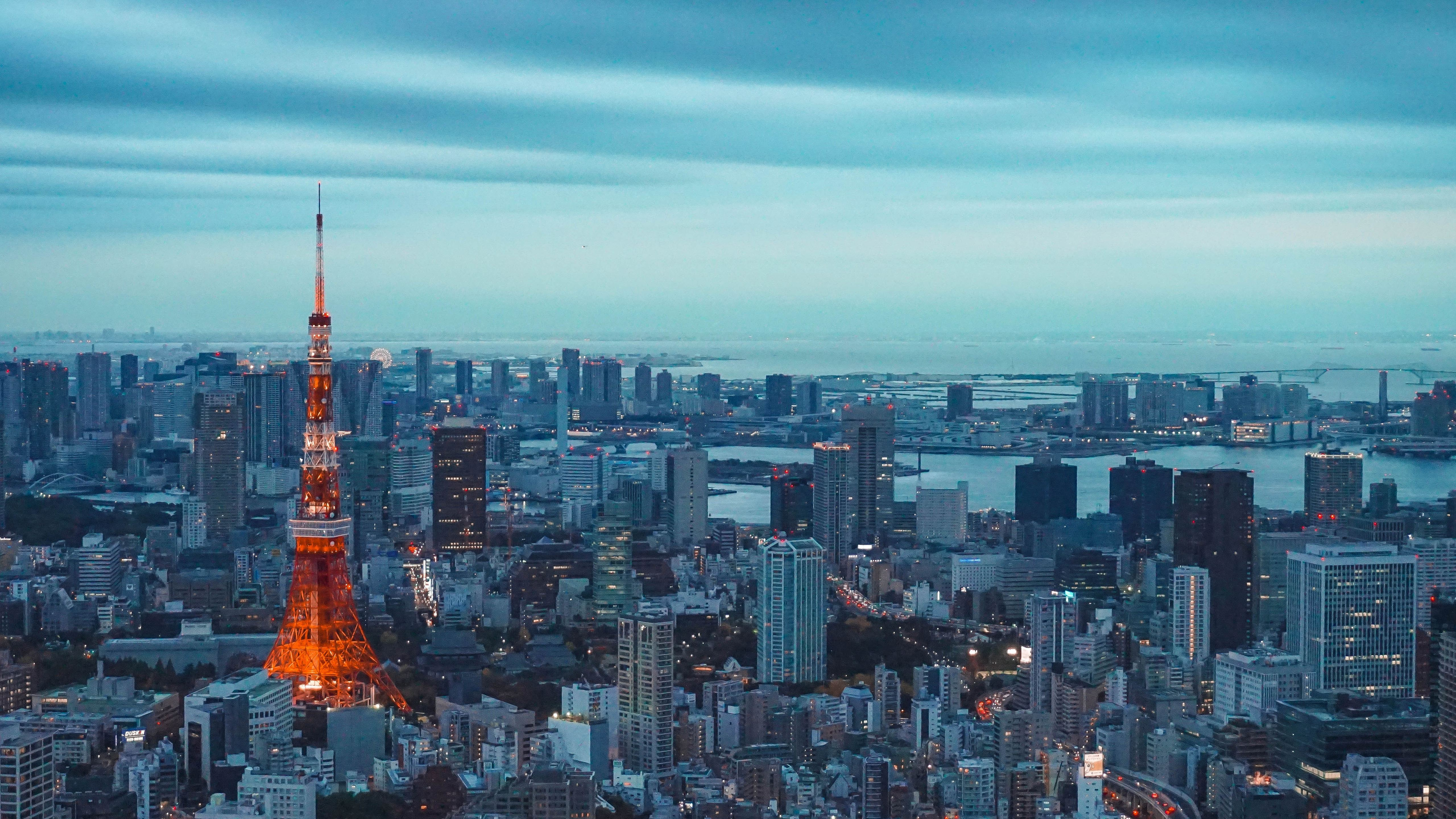 Cute Wallpapers For Phones For Free Tokyo Tower Wallpaper Hd Wallpapers Pulse