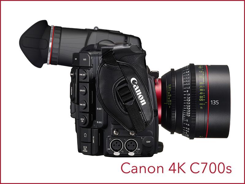 Canon-4K-C700s