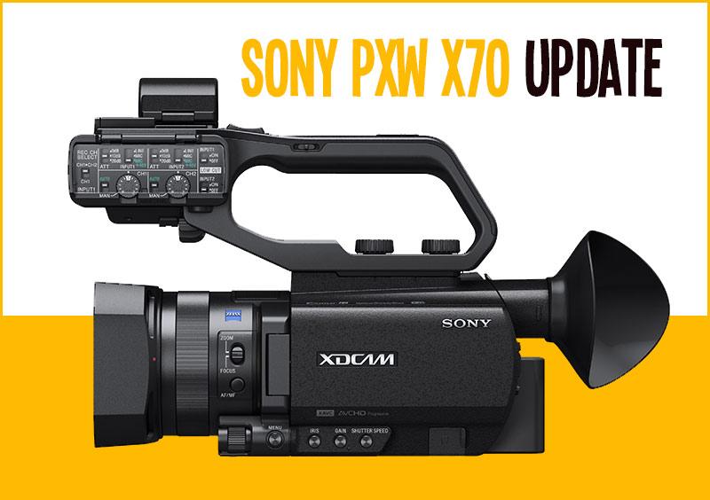 X70-update
