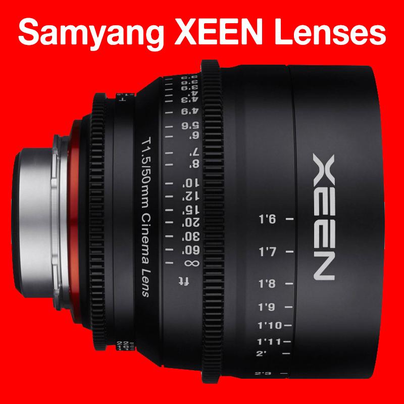XEEN lenses v2