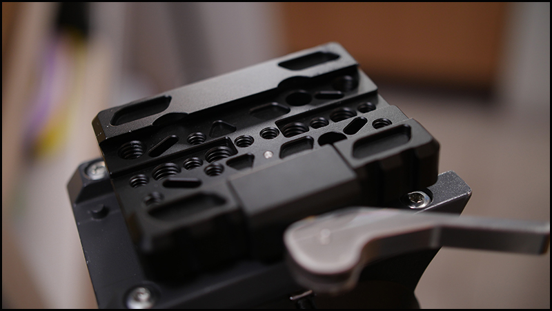 Smllrig Arca quick release baseplate review