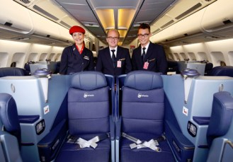 airberlin flat seat