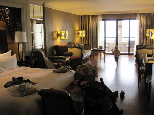 Zabeel Saray Grand Deluxe Family room 2