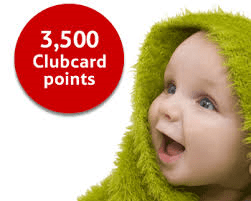 Tesco Life Insurance clubcard offer