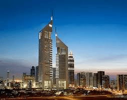 Jumeirah Emirates Towers hotel review