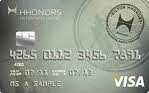Hilton HHonors Platinum Visa credit card review