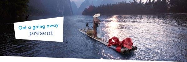 Amex Travel promotion