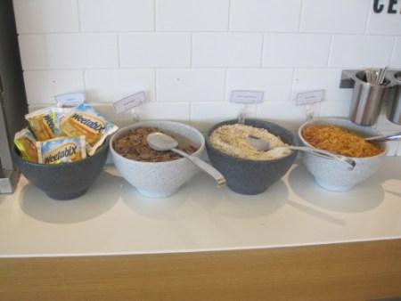 BA Lounge Food 3
