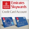 Credit & Charge Card Reviews (6):  Emirates Skywards American Express & Visa