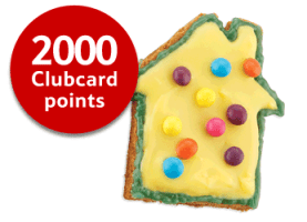 2000 Clubcard points