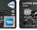Avios withdraws the Lloyds Premier Avios credit card