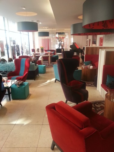 Virgin Money lounge Norwich 2