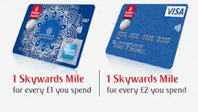 Emirates Skywards credit card review