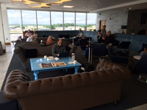 No 1 Traveller Gatwick lounge 2 review
