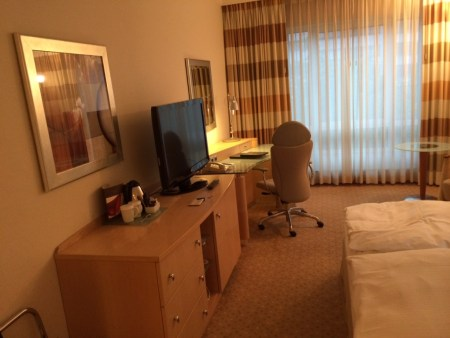 Hilton Munich City Centre room 2 review
